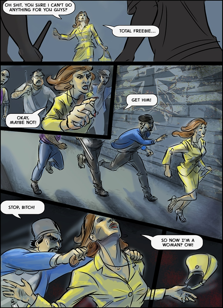 Faith Chapter 1 Page 7