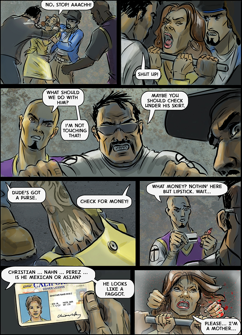 Faith Chapter 1 Page 8