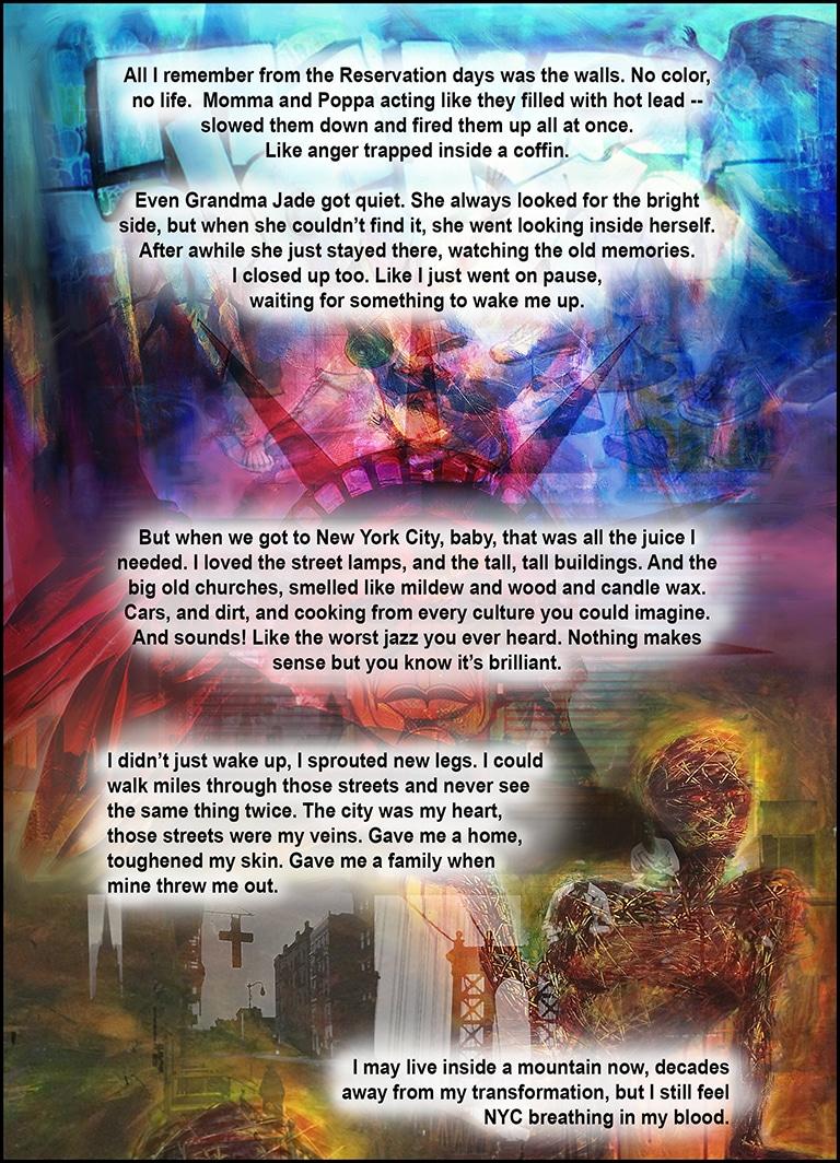 Destiny Chapter 1 Page 3