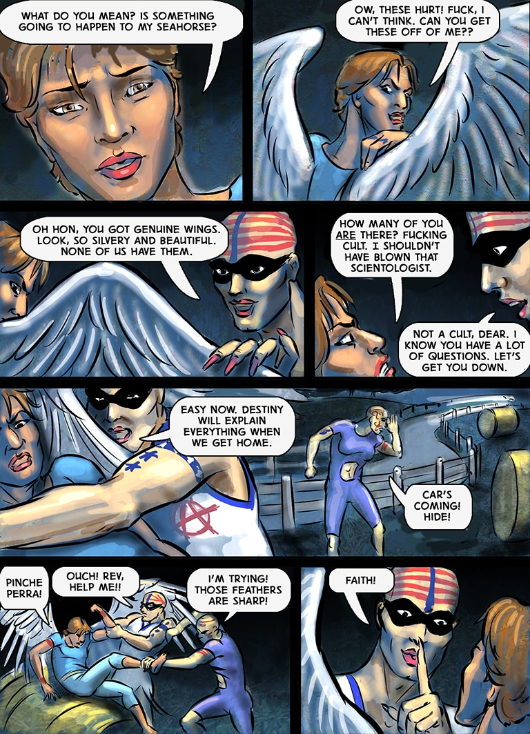 Faith Chapter 2 Page 3