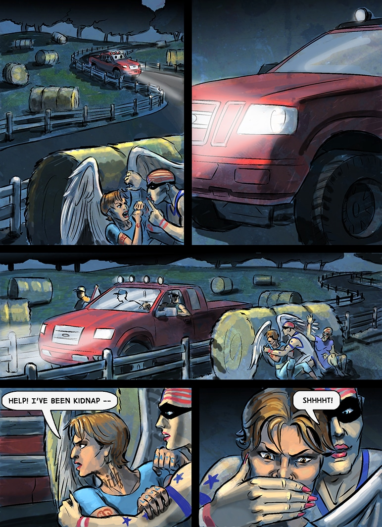 Faith Chapter 2 Page 4